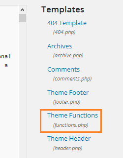 function -How to Safely Change WordPress Theme