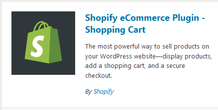 shpify-plugin How to start eCommerce with Shopify in WordPress
