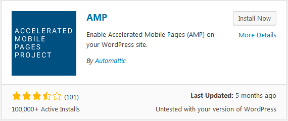 The Simplest Way to Implement Google AMP in Your WordPress Site