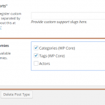 How to Add Categories to a Custom Post Type in WordPress
