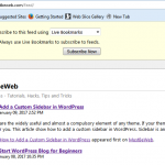 Everything You Need to Know About RSS Feed in WordPress