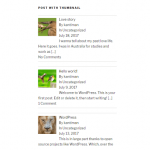 Simple Ways to Show the Recent Posts in WordPress