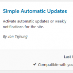 How to Automatically Update WordPress Plugins and Themes